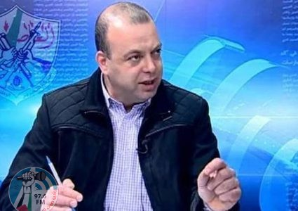 القواسمي: ستبقى جنين القسام معقل الثورة والثوار