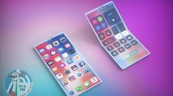 أبل تخطط لصناعة آي فون بشاشة قابلة للتوسع واللف
