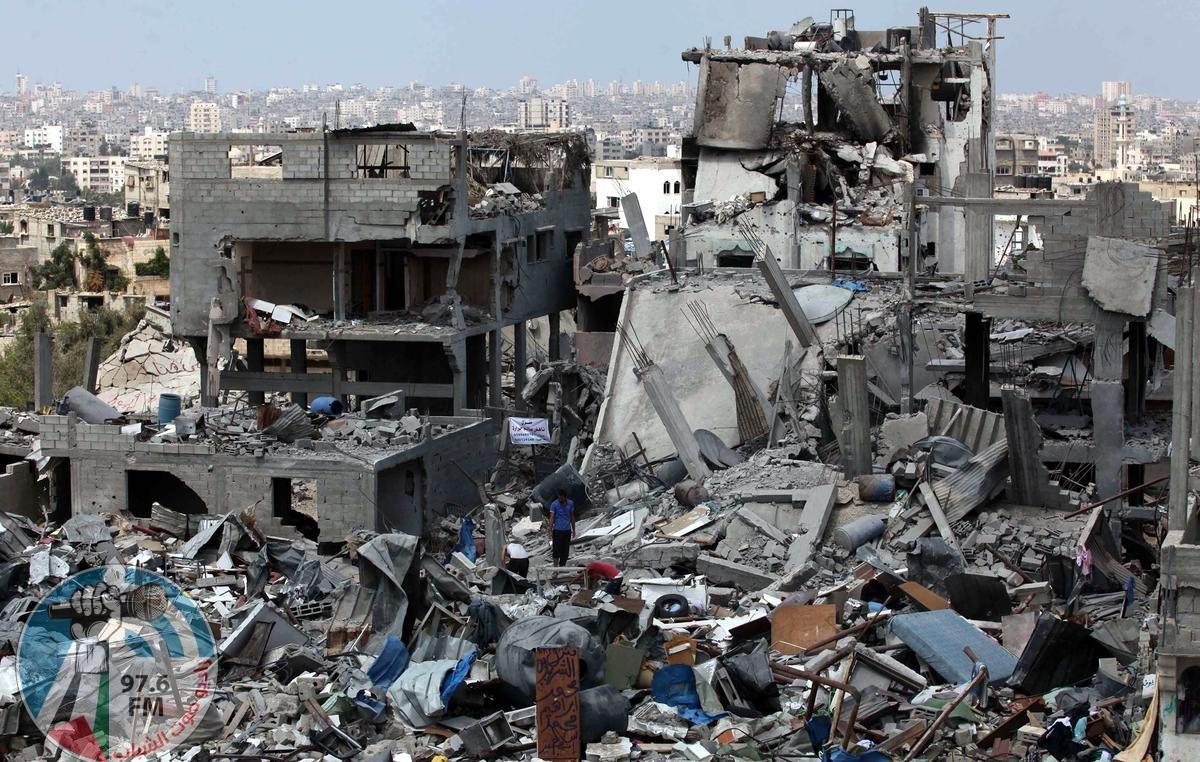 مفوض الأونروا يعلن بدء عملية إعادة إعمار منازل اللاجئين المدمرة بغزة