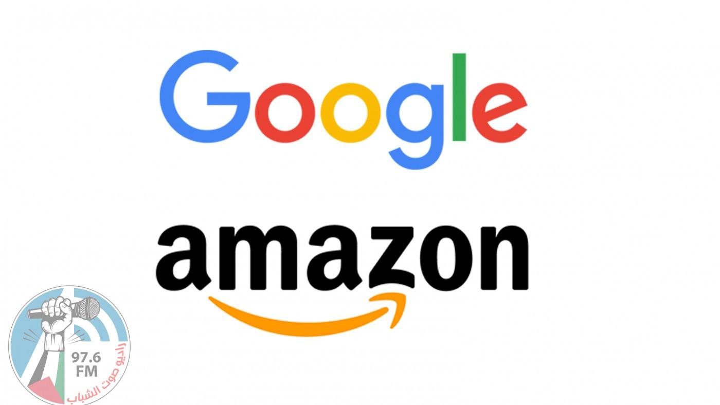 """400 موظف في """"أمازون"""" و""""جوجل"""" يطالبون شركتيهما بمقاطعة إسرائيل"""