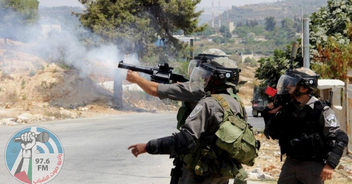الاحتلال يصيب شابا ويعتقله في بلدة عزون شرق قلقيلية